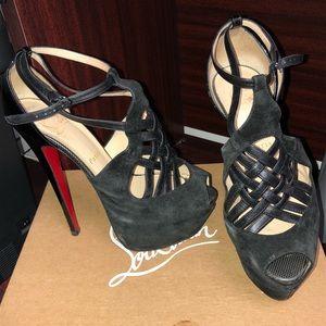 Christian Louboutin Heels *Carlota Veau Patent*